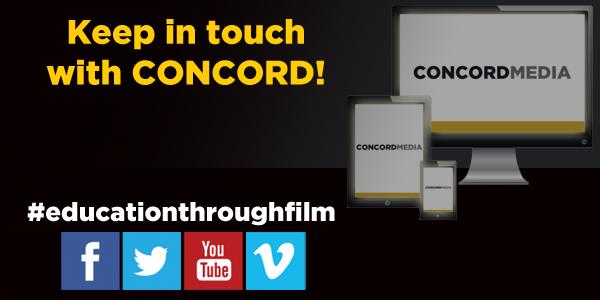 Concord Media on Social Media