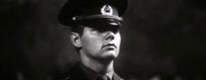 Soviet Soldier Thinks Back to Stalingrad